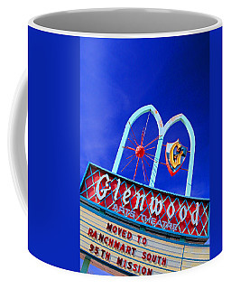 A Sign Of The Times Coffee Mug