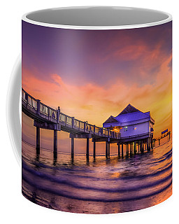 End Of The Day Coffee Mug by Marvin Spates