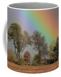 End Of The Rainbow Coffee Mug