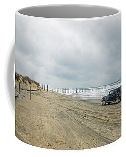 End Of The Road Coffee Mug by Photographic Arts And Design Studio