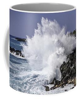End Of The World Explosion Coffee Mug