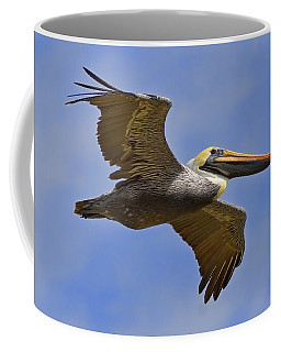 Coffee Mug featuring the photograph Endangered No More by Gary Holmes