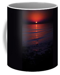Ending Colors Coffee Mug by Karol Livote