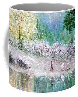 Endless Day Coffee Mug by Kume Bryant