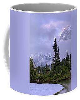 Enduring Winter Coffee Mug