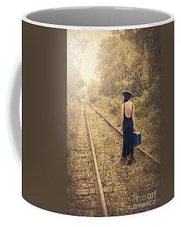 Engaged With Destiny Coffee Mug