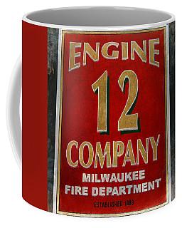 Engine 12 Coffee Mug