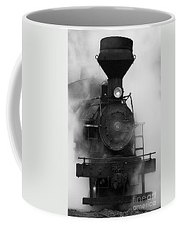 Engine No. 6 Coffee Mug by Jerry Fornarotto