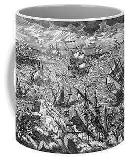 England S Great Storm Coffee Mug