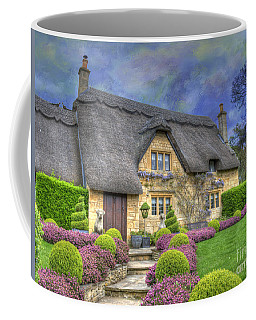 English Country Cottage Coffee Mug