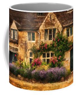 English Stone Cottage Coffee Mug