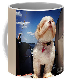 Enjoy Life Coffee Mug by M West