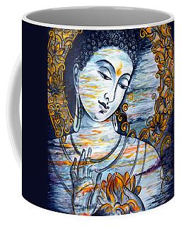 Enlightened  Coffee Mug by Harsh Malik