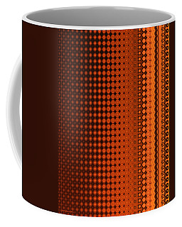 Coffee Mug featuring the digital art Enmeshed by Judi Suni Hall