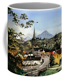 Enniskerry Panorama Wicklow Coffee Mug