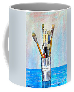 Ensemble Coffee Mug by Leanne Seymour