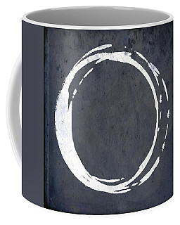 Enso No. 107 Blue Coffee Mug