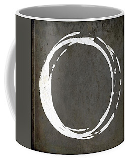 Enso No. 107 Gray Brown Coffee Mug