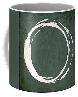 Enso No. 107 Green Coffee Mug