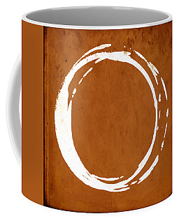 Enso No. 107 Orange Coffee Mug