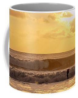 Enter The Surfer Coffee Mug