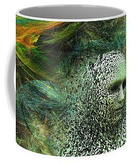 Entering A New Dimension Coffee Mug