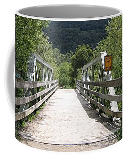 Entrance To Garland Park Coffee Mug