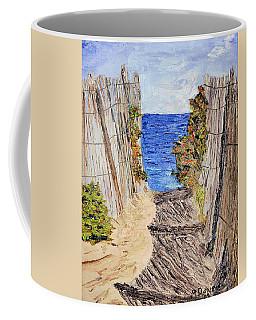 Entrance To Summer Coffee Mug