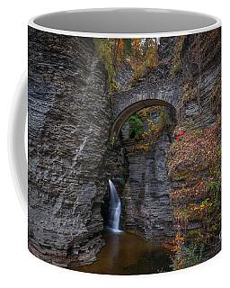 Entrance To Watkins Glen Landscape Coffee Mug