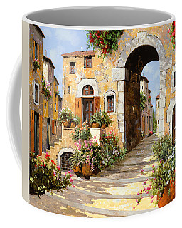 Entrata Al Borgo Coffee Mug