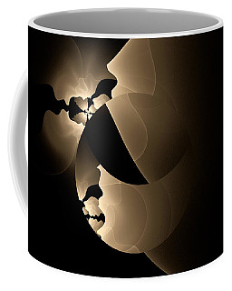Envy Coffee Mug by GJ Blackman