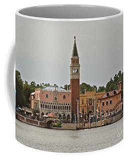 Epcot Italy Pavilion Coffee Mug