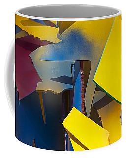 Epoch Coffee Mug by Stuart Litoff