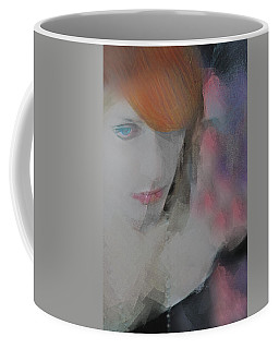 Equanimity Portrait Coffee Mug