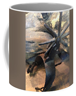 Equestrian Discipline Coffee Mug by Julio Lopez