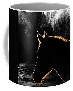 Equine Glow Coffee Mug