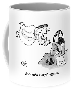 Erato Makes A Stupid Suggestion Coffee Mug