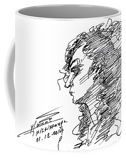 Sketch Coffee Mugs