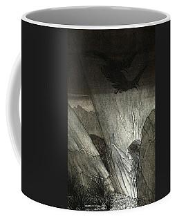 Erda Bids Thee Beware, Illustration Coffee Mug
