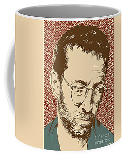 Eric Clapton Coffee Mug by Jim Zahniser