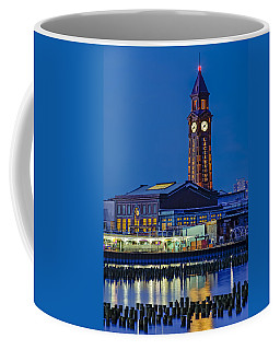 Erie Lackawanna Terminal Hoboken Coffee Mug