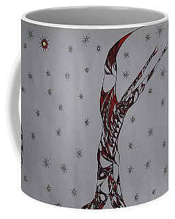 Erinyes Coffee Mug by Robert Nickologianis
