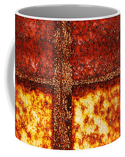 Coffee Mug featuring the photograph Erosion by Wendy Wilton