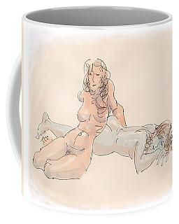 Erotic Drawings 18 Coffee Mug
