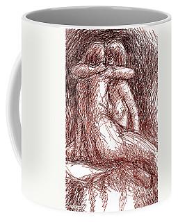 Erotic Drawings 19-2 Coffee Mug