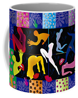 Erotic Matisses - Limited Edition 2 Of 8 Coffee Mug