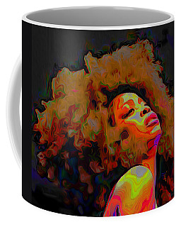 Erykah Badu Coffee Mug