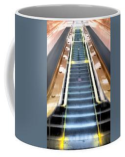 Escalator To Heaven Coffee Mug