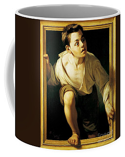 Escapando De La Critica Coffee Mug