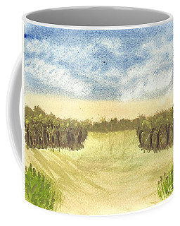 Escape To The Country Coffee Mug